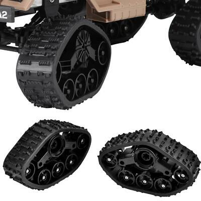 $22.13 • Buy 4pcs RC Car Tire Wheel Rubber Crawler Tyre For WPL 1/16 RC Military Truck Parts