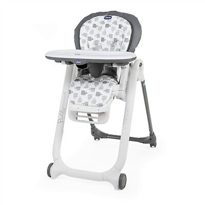 Chicco Polly Progres5 Highchair 5 In 1 Baby Toddler Feeding High Chair 0-3 Years • 154£