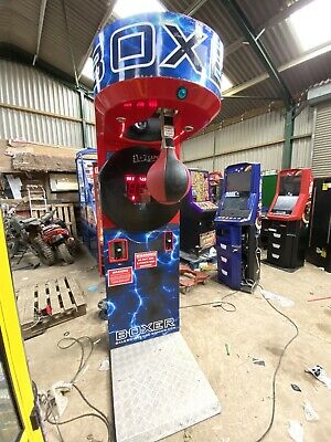 Boxer Machine For Boxing Arcade Coin Operated  • 629£