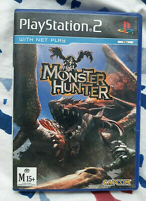 AU90 • Buy Monster Hunter Sony PS2 AUS PAL Complete