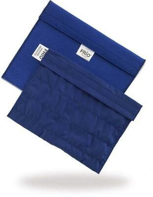 £24.95 • Buy Frio Insulin Extra Large Cooling Travel Wallet Blue