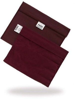 Frio Insulin Extra Large Cooling Travel Wallet Burgundy • 24.95£