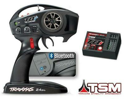 $ CDN189.33 • Buy Traxxas 6507R TQi 2.4GHz 4-Channel Radio W/Bluetooth Module & TSM Receiver