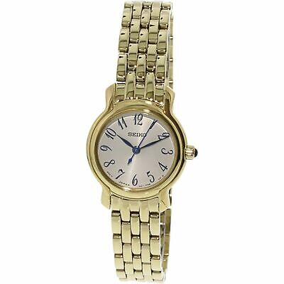 $ CDN129.99 • Buy Seiko Womens Solar Mother-of-Pearl & Diamond Accent Watch SUP381 SUP381P1