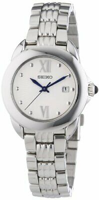$ CDN109.99 • Buy Seiko Womens White Dial Stainless Steel Watch - SXDF61 SXDF61P1