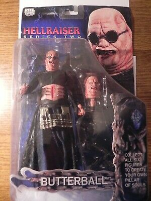 HELLRAISER- BUTTERBALL- Action Figure- NECA Reel Toys- Series Two • 29.52£
