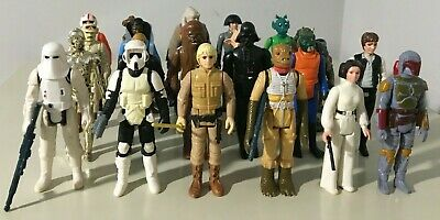 $ CDN6 • Buy Star Wars Vintage Kenner Figures 1977-1984 *YOU CHOOSE* Reproduction Accessories