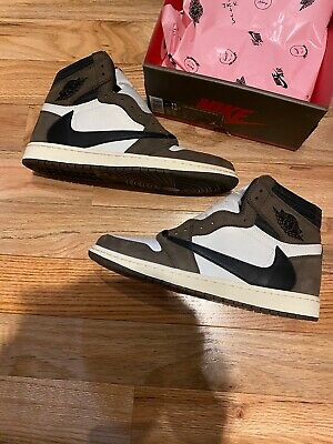 $900 • Buy Air Jordan 1 Travis Scott High OG Size 11 With Nike Receipt