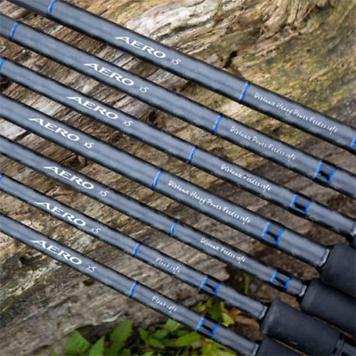 Shimano Aero X5 Distance Feeder Rod 13ft Commercial Feeder Rod 90g Casting 3pc • 329.99£