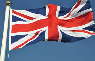 VE DAY 8th May 2020 Giant Union Jack Team GB UK British Flag Banner • 3.49£