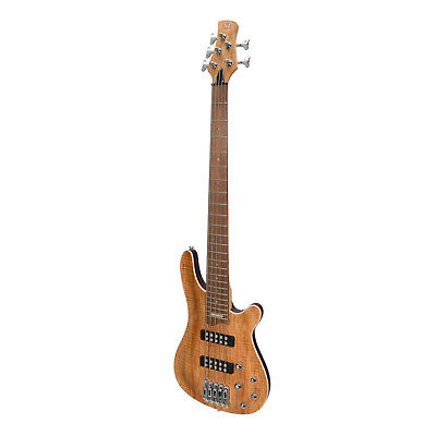 AU623.20 • Buy New J&D Luthiers 20 Series Contemporary Active 5 String Electric Bass Guitar