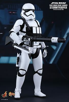 AU249.99 • Buy STAR WARS: Heavy Gunner Stormtrooper 1/6th Scale Action Figure MMS318 (Hot Toys)