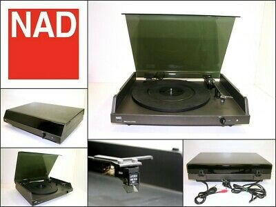 AU200 • Buy NAD 5120 Belt Drive 2 Speed Semi Automatic Turntable Vinyl Record Player