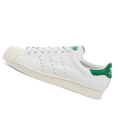 AU217.95 • Buy ADIDAS MENS Shoes Superstan OG - White & Green - FW9328