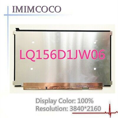 $ CDN141.65 • Buy UHD LCD LQ156D1JW06 Fit LQ156D1JW02 LQ156D1JW04 For Alienware 15 R2 3840*2160