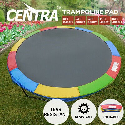 AU95.99 • Buy Replacement Trampoline Mat Round Spring Cover Spare Top 8ft 10ft 12ft 14ft 16ft