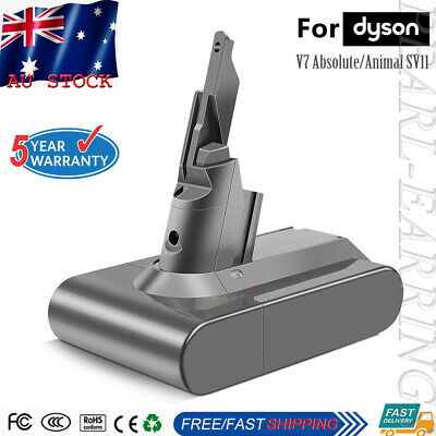 AU33.49 • Buy 21.6V 4.6Ah Battery For Dyson V7 Absolute/Car+Boat SV11 968670-02 Replacement AU