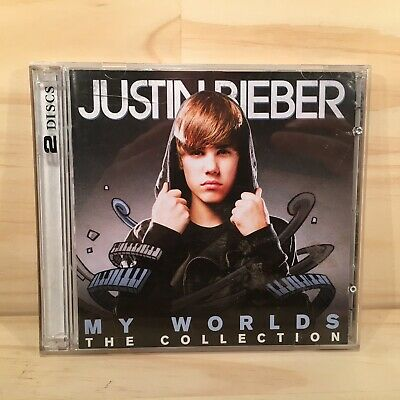 AU9.99 • Buy JUSTIN BIEBER: MY WORLDS THE COLLECTION Pop Audio Music CD (19 Tracks) 2010
