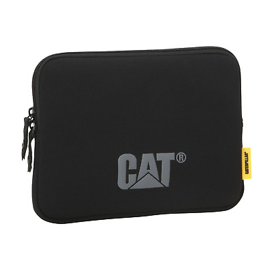 Caterpillar CAT Workwear Millennial Protection Laptop Sleeve - Black - New • 14.99£