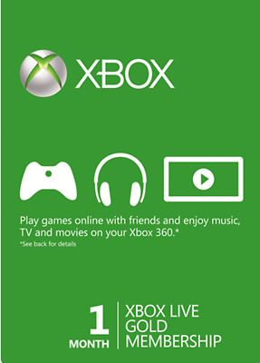 $8.50 • Buy Xbox Live Gold Trial Membership 1 Month Xbox One Only(2 X 14 Days)-Global