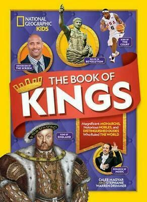 The Book Of Kings By Caleb Magyar (author), Stephanie Warren Drimmer #16230 • 17.90£
