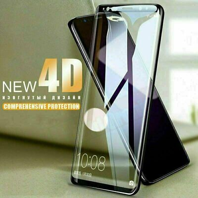 $ CDN7.31 • Buy Tempered Glass Screen Protector For Galaxy S20 Ultra S10 S9 S8 Plus Note 8 9 10