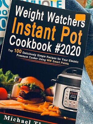 $15.88 • Buy Weight Watchers Freestyle Instant Pot Cookbook 2020......new