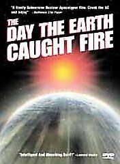 £9.14 • Buy The Day The Earth Caught Fire DVD 1962