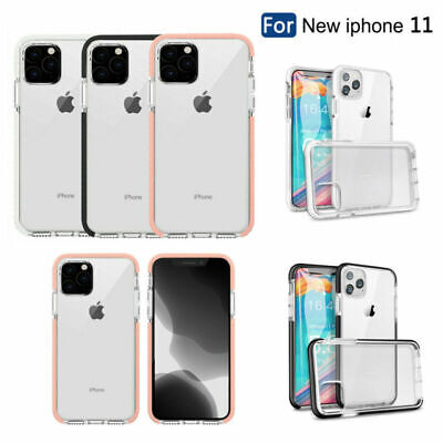 AU10.39 • Buy For IPhone 11 Pro XS Max XR 7 8 Plus X Case Clear Cute Silicone Shockproof Cover