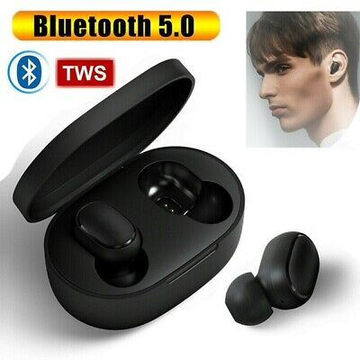 $ CDN22.65 • Buy NEW Air Dots Wireless Headphones Bluetooth EarBuds Pods Compatible Android & IOS