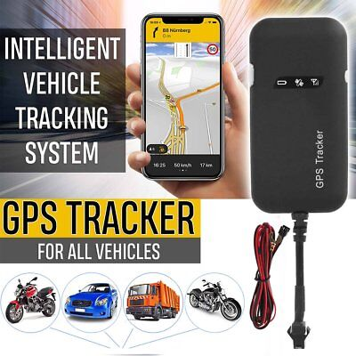 Mini Car GPS GPRS Tracker Vehicle Spy GSM Real Time Tracking Locator Device UK • 12.59£