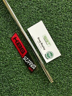 AU55 • Buy KBS CT Tour Putter Shaft Straight Stepless .355 Chrome