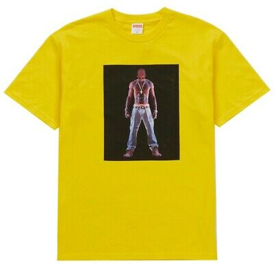 $ CDN103.67 • Buy Supreme Tupac Hologram T Shirt Mens Size Medium Tee New 100% Authentic IN HAND