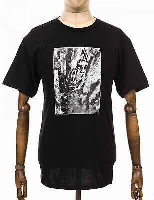 £30.45 • Buy Obey Clothing Torn Icon Star Basic Tee - Black