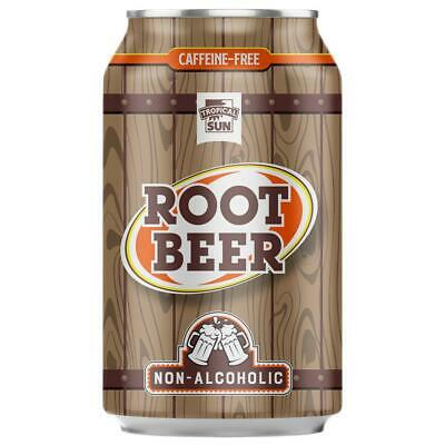 Tropical Sun Root Beer Tastes Better Than A&W330ml X 24 Cans Non Alcoholic • 17.99£