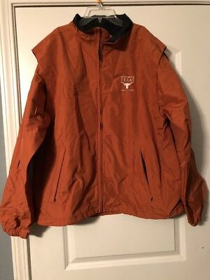 $20 • Buy DESCENTE International Collection University Of Texas Size XLarge Mens Jacket