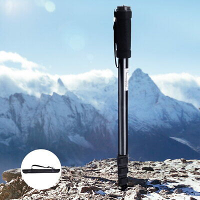 AU24.90 • Buy Professional Camera Monopod Tripod Stand DSLR Ball Head Mount Flexible Pro Stick