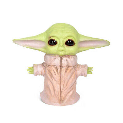 $18.59 • Buy Star Wars Master Baby Yoda Hand Puppet Action Figure  Collections Gifts For Kids