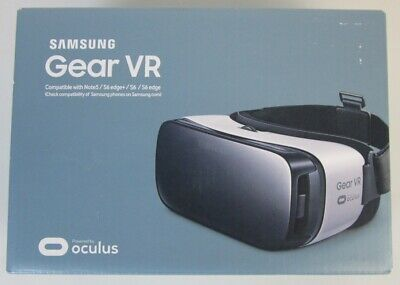 AU29 • Buy Samsung Gear Vr Virtual Reality Headset - White Powered By Oculus - Still Sealed