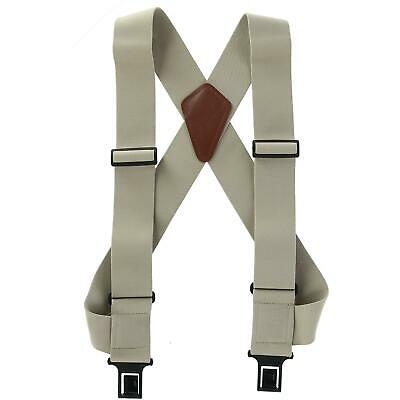 $24.65 • Buy New Perry Suspenders Men's Elastic Outback Side Clip Trucker Suspenders