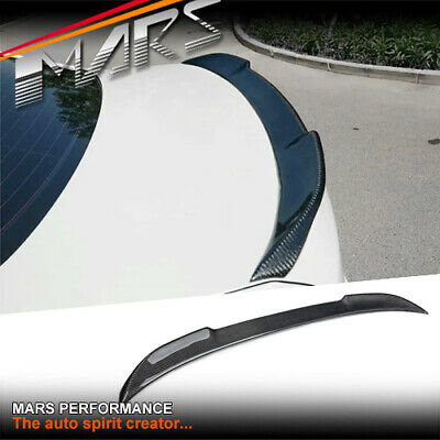 AU299.99 • Buy CS Style Carbon Fiber Trunk Boot Lip Spoiler For BMW 3 Series F30 M3 F80 BodyKit