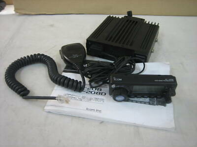 ICOM IC-208 Transceiver Tested Working Good F/S • 284.67£