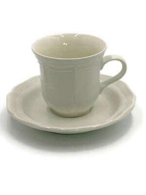 £4.72 • Buy Mikasa FRENCH COUNTRYSIDE Coffee Cup And Saucer Excellent