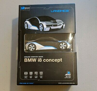 $49.99 • Buy BMW I8 Concept Wireless Computer Mouse Silver