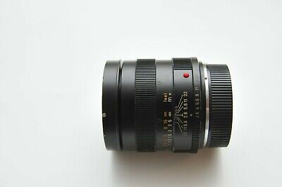 $ CDN529.82 • Buy Leica R 60mm F2.8 Macro Elmarit 3 CAM For Sony A7 A6300 Fuji Cameras