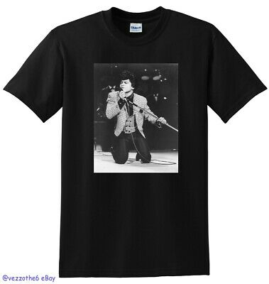 $21.99 • Buy *NEW* JAMES BROWN T SHIRT Young Photo Poster Tee SMALL MEDIUM LARGE Or XL