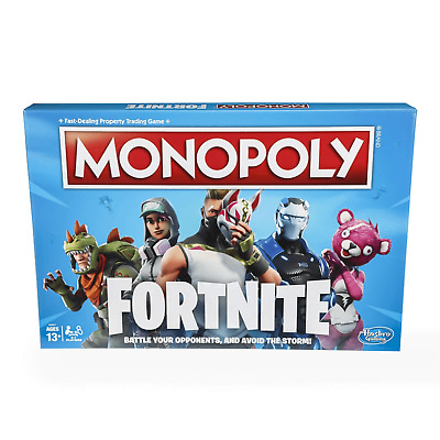$16.69 • Buy NEW Monopoly Board Game Fortnite Edition