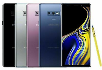 $ CDN758.68 • Buy Samsung Galaxy Note9 SM-N960 128GB Ocean Blue Black Silver Purple Sprint Phone