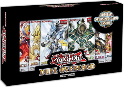 $ CDN31 • Buy YuGiOh! DUEL OVERLOAD DUOV - CHOOSE YOUR ULTRA RARE AND OVERSIZED CARDS