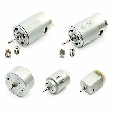 Miniature Small Brushed Electric Motor DC 3v - 12v Project Model Craft Robot • 2.99£